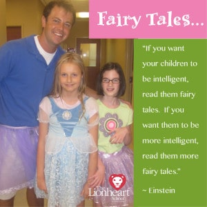 lionheart school - autism - special needs - private school - special education - atlanta - fairy tales